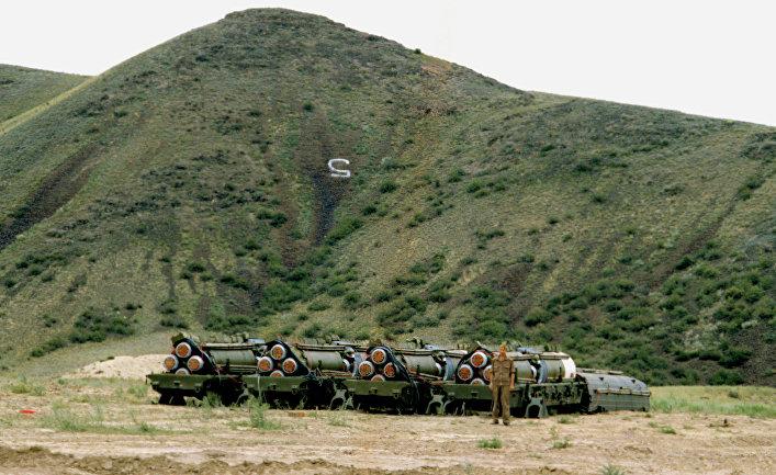 Реализация договора между СССР и США о ликвидации ракет средней и меньшей дальности