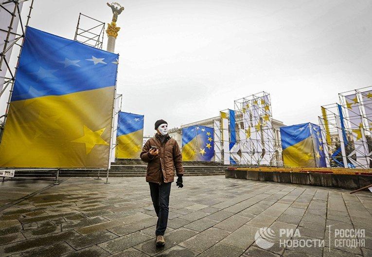 Акция в защиту секс-работников в Киеве