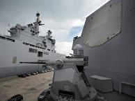 Система Иджис (Combat System Aegis) на борту военного корабля США