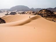 Горы Тадрарт-Акакус, Ливия