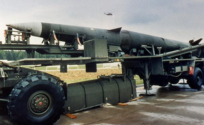 Американская баллистическая ракета средней дальности Першинг-2