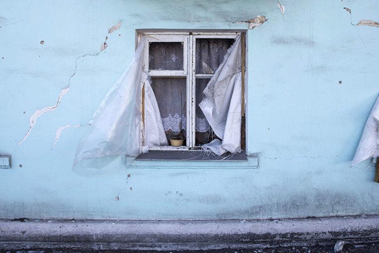 Дебальцево: жизнь среди руин