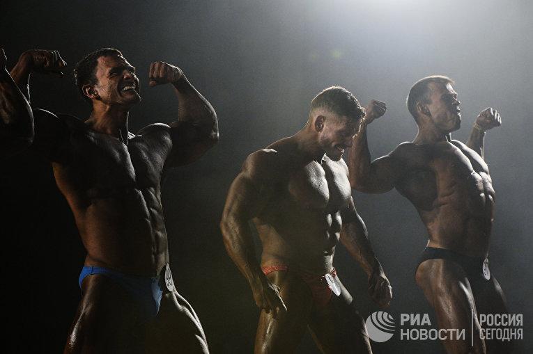 Открытый чемпионат Новосибирской области по бодибилдингу, бодифитнесу и фитнес-бикини