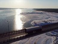 фильм 10 тысяч километров по России немецкого телеканала ZDF
