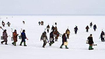 """Рыболовный фестиваль """"Чкаловская рыбалка-2010"""""""