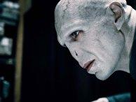 Ральф Файнс в роли Лорда Волдеморта из серии фильмов о Гарри Поттере