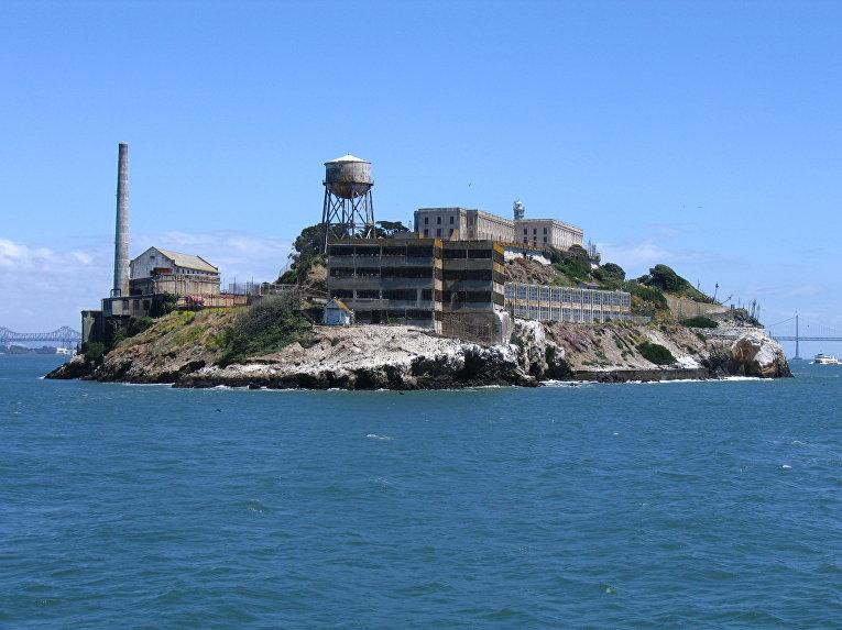 Американская тюрьма «Алькатрас»