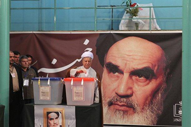 Экс-президент Ирана Рафсанджани призвал избирателей проголосовать на выборах
