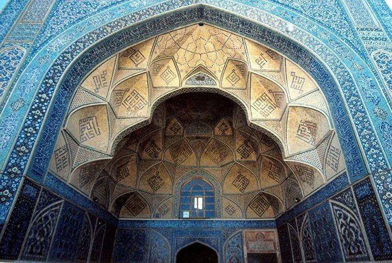 Мечеть Джами в Исхафане
