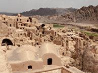 Деревня Херанек в Иране