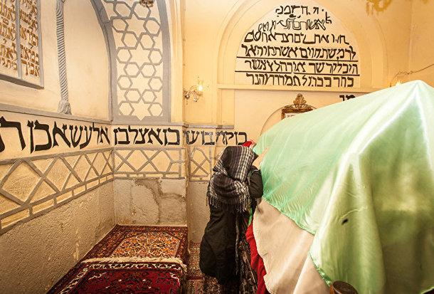 Гробница Эсфири и Мордехая в Иране