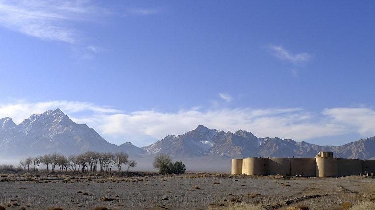 Зейнодин Караван-сарай в Иране