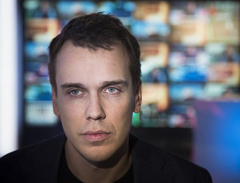 Главный редактор телеканала «Дождь» Михаил Зыгарь