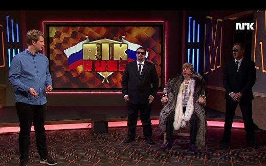 Шоу богатого русского