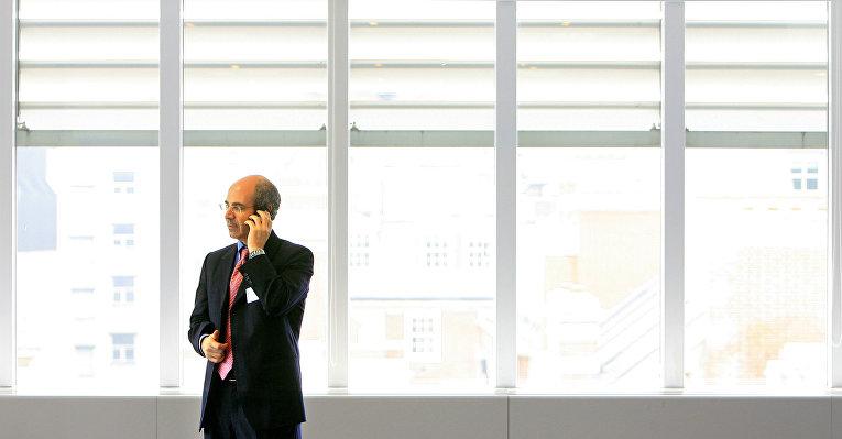 Международный финансист и инвестор Уильям Браудер. 2006 год