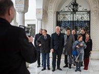 Визит немецкой делегации в Крым