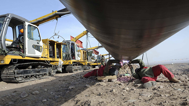 Eurasianet (США): новый газопровод из России в Китай — угроза для Туркмении?