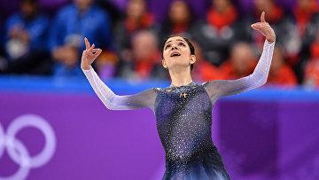 Олимпиада 2018. Фигурное катание. Команды. Женщины. Короткая программа