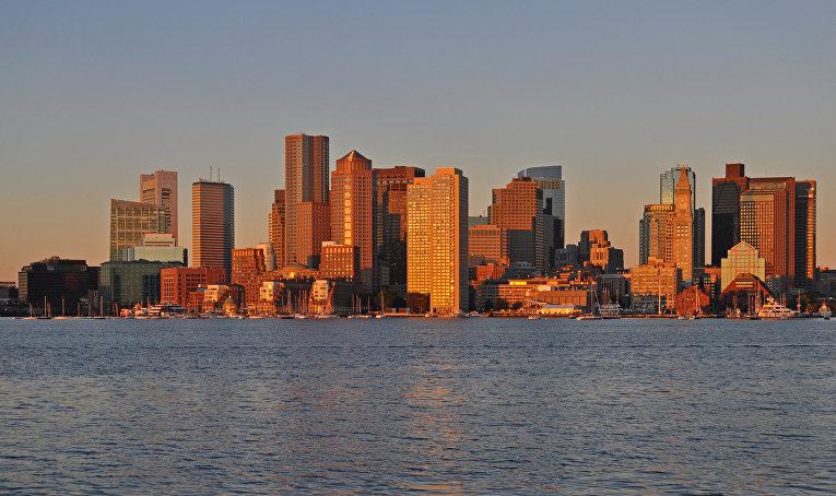 Бостон, Массачусетс