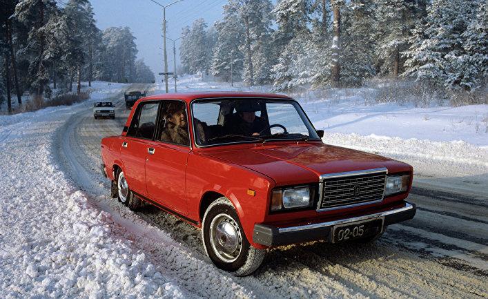 """Автомобиль """"ВАЗ-2107"""""""