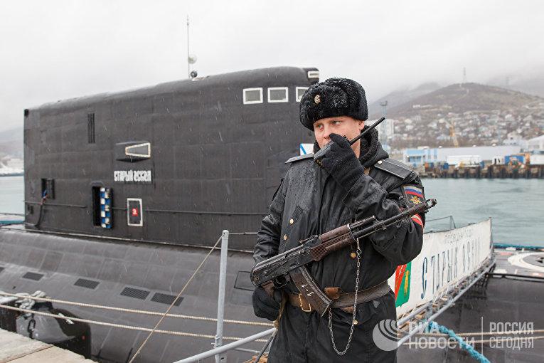 Тактико-специальные учения на Новороссийской военной базе