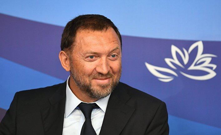 Олег Дерипаска на Восточном экономическом форуме
