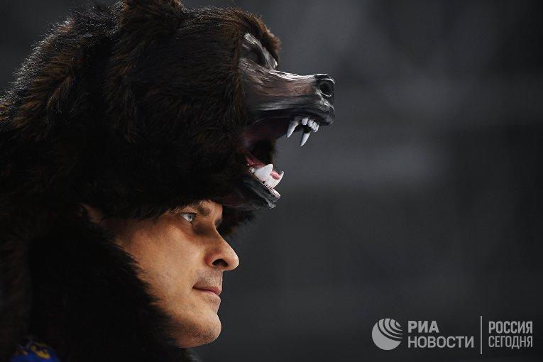 Олимпиада 2018. Хоккей. Мужчины. Матч Чехия - Россия
