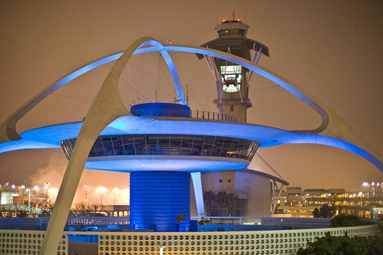 Международный аэропорт Лос-Анджелес