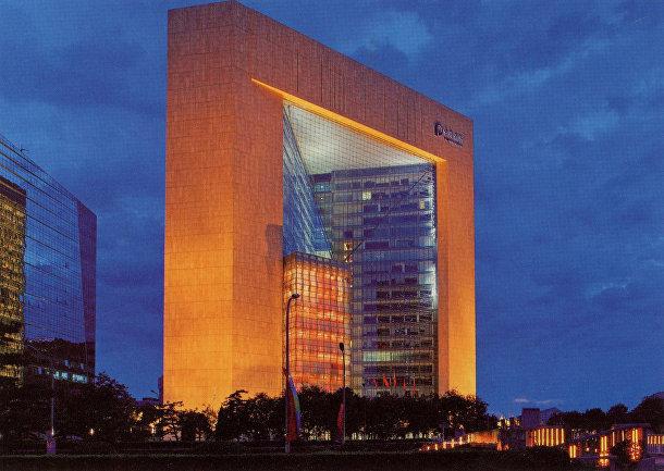 New Poly Plaza в Пекине