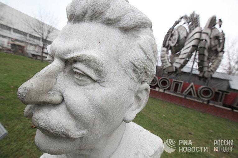 """Парк искусств Московского объединения """"Музеон"""""""