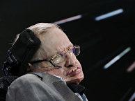Английский физик-теоретик Cтивен Хокинг