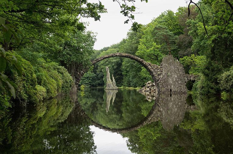 Мост Ракоц, Германия