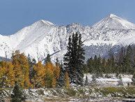 Горы в штате Колорадо в США