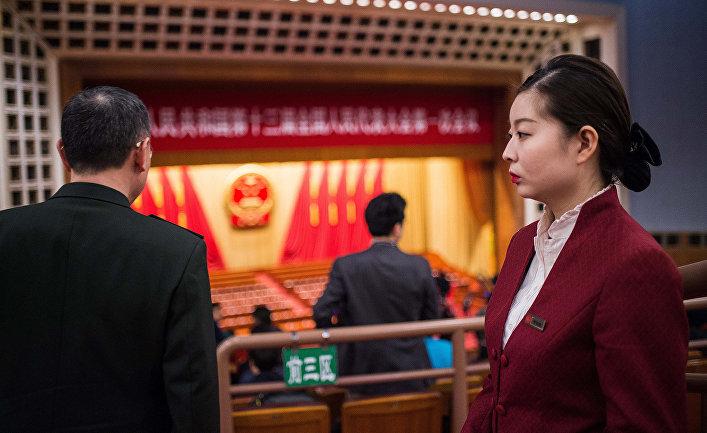 Шестое пленарное заседание всекитайского собрания народных представителей