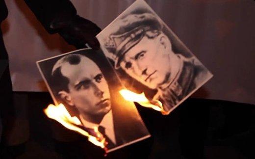 На Украине на пьедестале — бандиты и убийцы