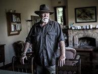 Фермер Ханс Бергманн был атакован на своей ферме в Тзанеене, Южная Африка