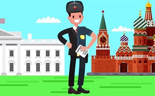 КГБ против всего мира