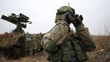 Учения ВДВ в Краснодарском крае