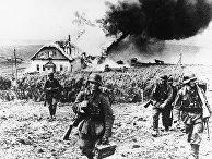 Немецкие солдаты под Харьковом, 1942