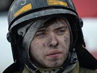 Пожар в торговом центре «Зимняя вишня» в Кемерово