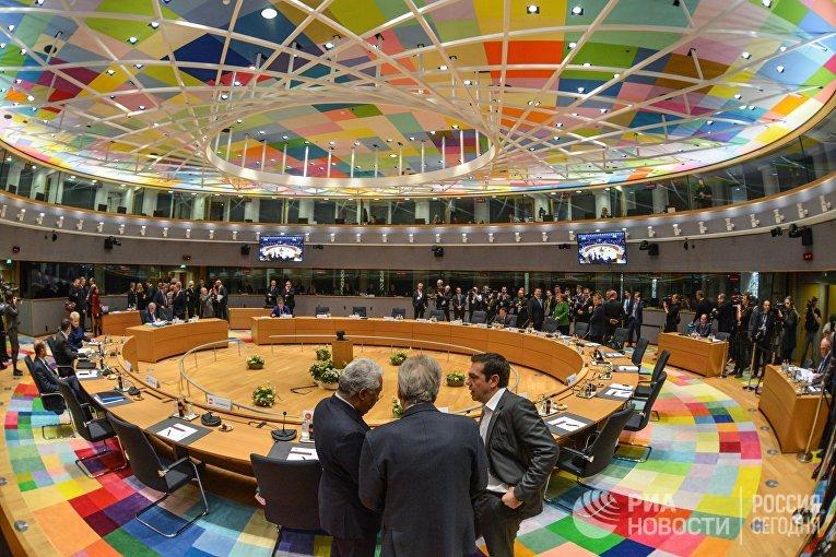 Саммит ЕС в Брюсселе. 23 марта 2018