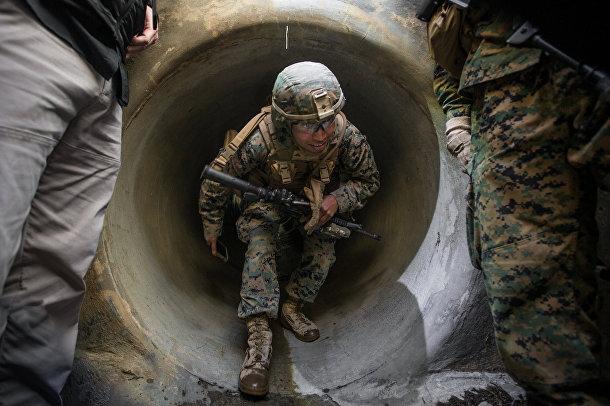 Передовые технические военно-морские учения США