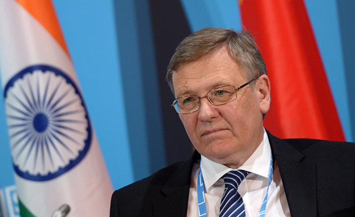 Директор Департамента внешнеполитического планирования МИД России Александр Токовинин