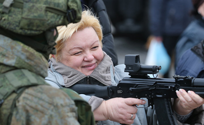 """Новейшие ракетные комплексы """"Бал"""" и """"Бастион"""" представлены в Калининграде"""