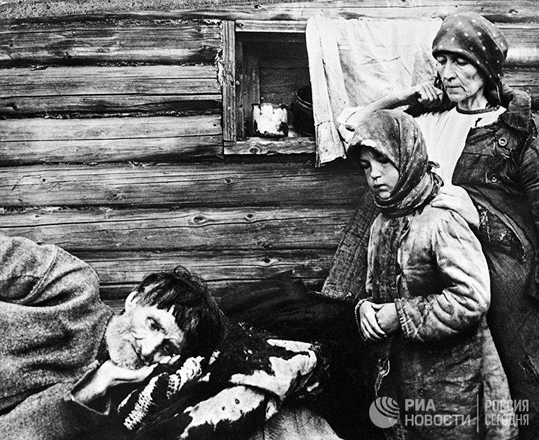 Голод на Украине в 1932 году