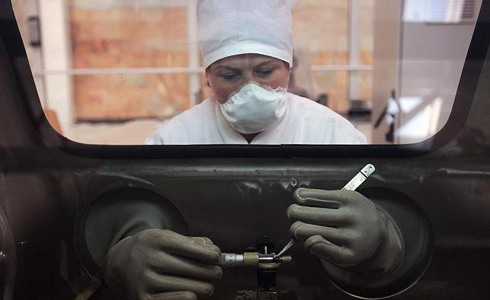 Промежуточный контроль при изготовлении топлива для энергетических ядерных реакторов
