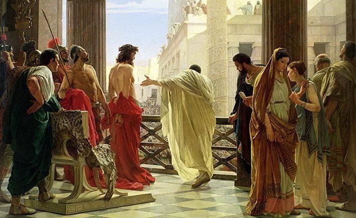 Последние дни Иисуса из Назарета