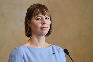 Postimees (Эстония): первый и самый главный день президента Эстонии Керсти Кальюлайд в Москве