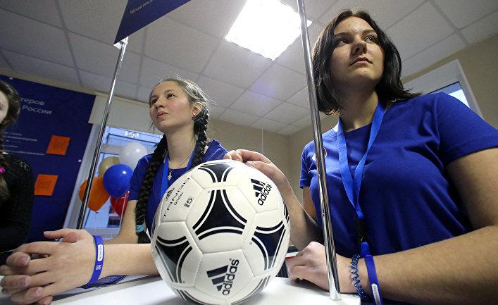 В Волгограде начали обучать городских волонтеров к ЧМ-2018