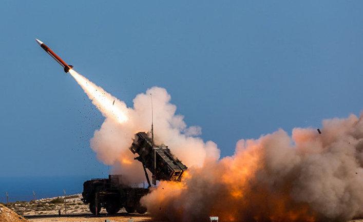 Американский зенитно-ракетный комплекс Patriot